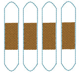 4x4 BAND AID PRETEND PLAY PATTERN