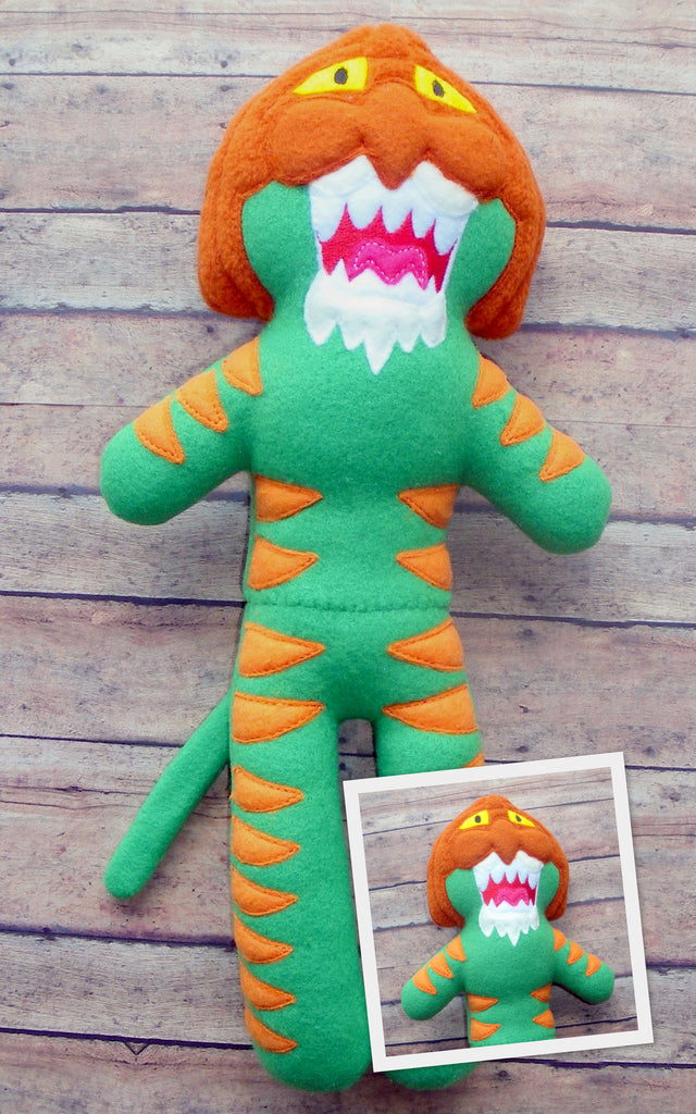 BATTLECAT DOLL PATTERN
