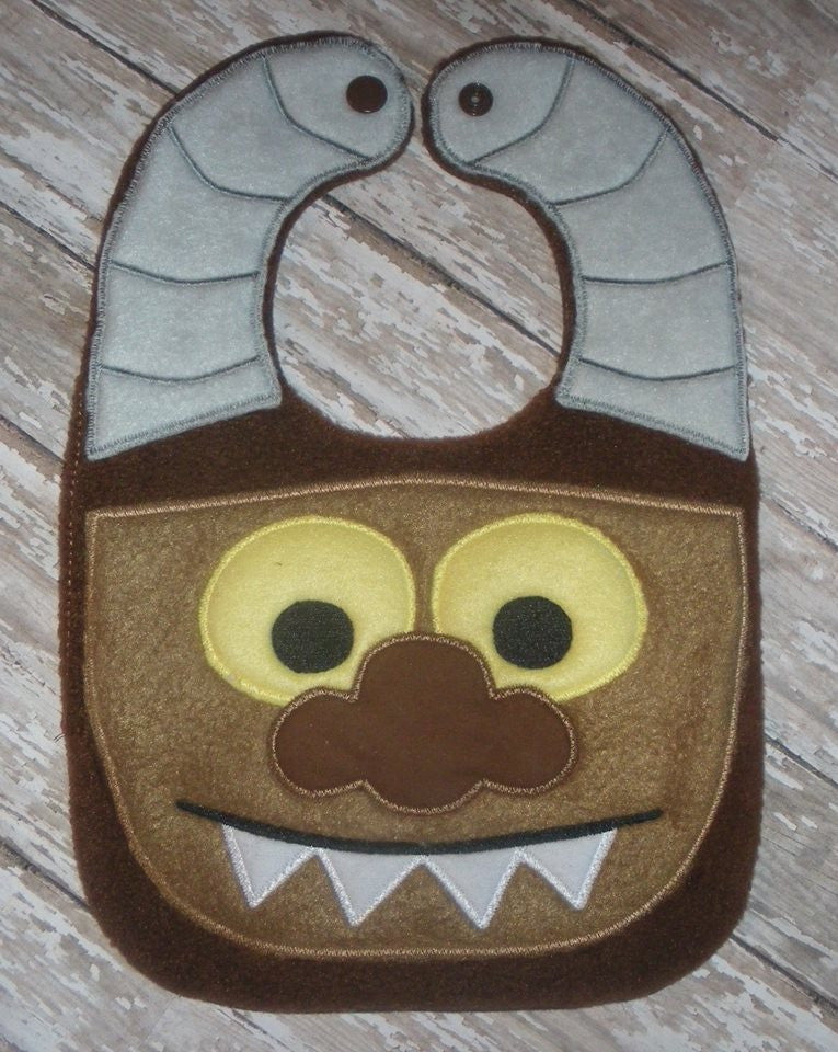 CAROL FROM WHERE THE WILD THINGS ARE BIB