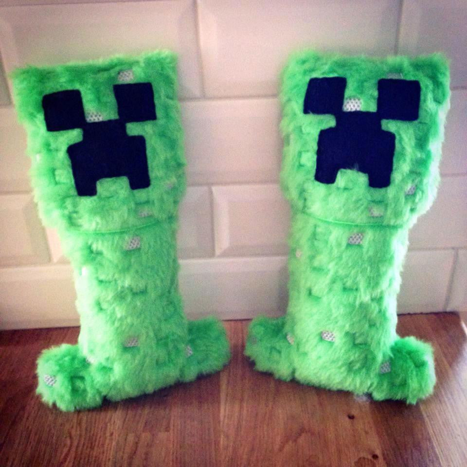 CREEPER DOLL PATTERN