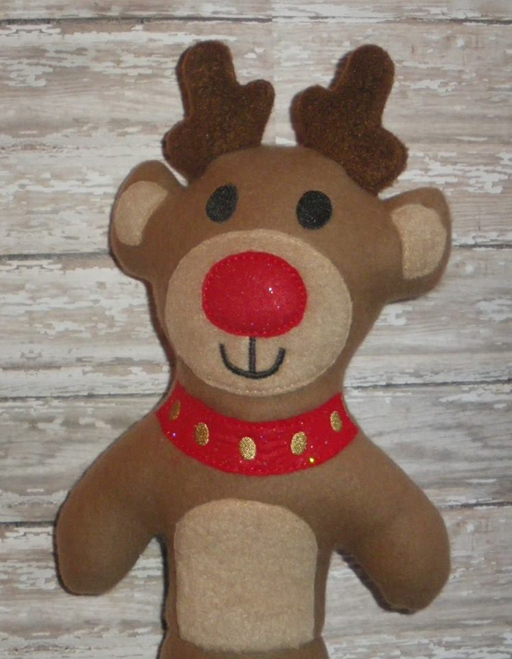 REINDEER DOLL PATTERN