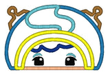 5X7 UMIZOOMI GEO HEAD FOR HOODED TOWEL