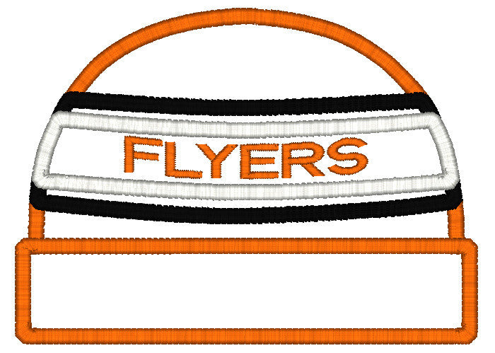 5x7 FLYERS BEANIE FOR HOODED TOWEL