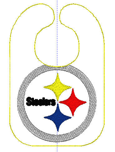 PITTSBURGH STEELERS BIB