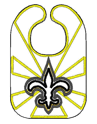 NEW ORLEANS SAINTS BIB