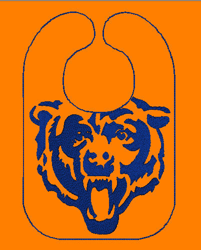 CHICAGO BEARS BIB