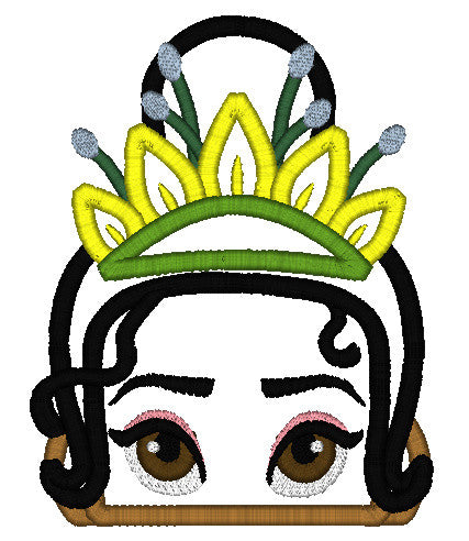 5X7 TIANA HEAD FOR HOODED TOWEL
