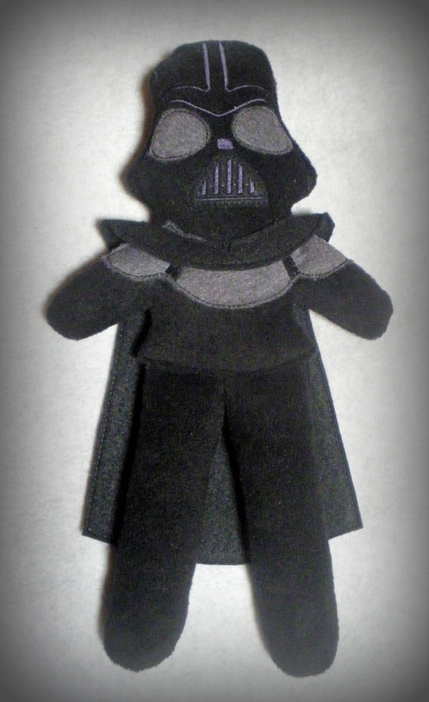 DARTH VADER DOLL PATTERN