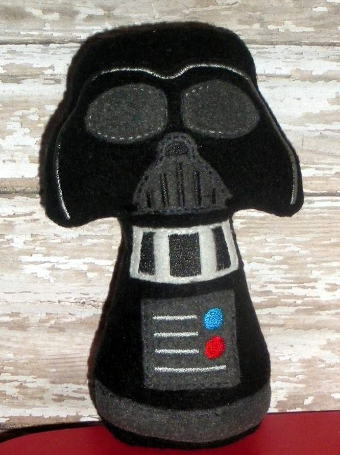 DARTH VADER RATTLE PATTERN
