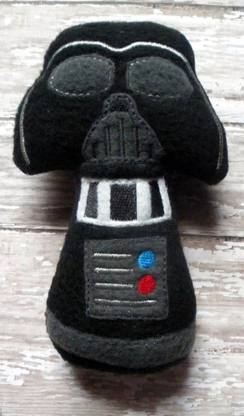 Darth Vader Rattle Pattern Ofnah