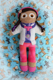 DOC MCSTUFFIN DOLL PATTERN
