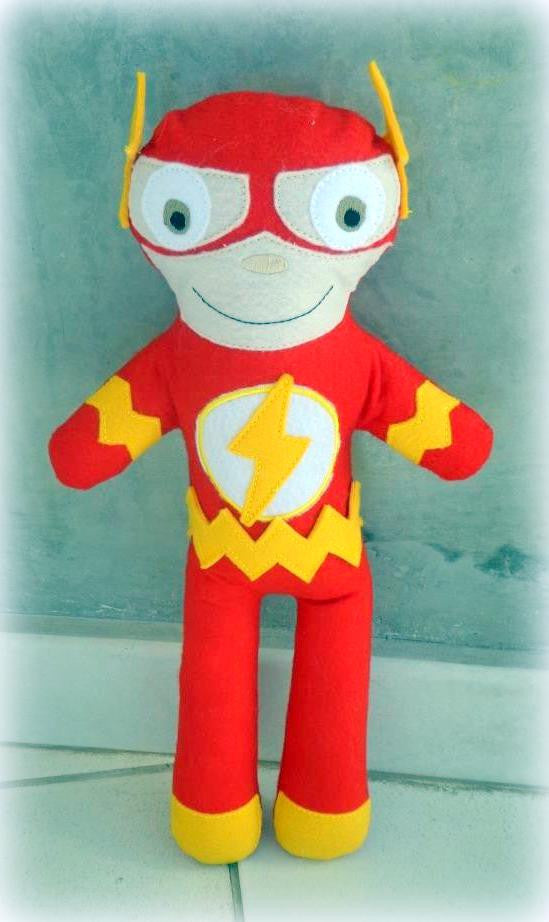 FLASH DOLL PATTERN