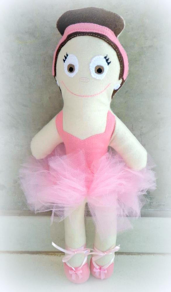 BALLERINA DOLL PATTERN