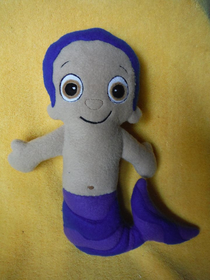 GOBY BUBBLE GUPPIE DOLL PATTERN