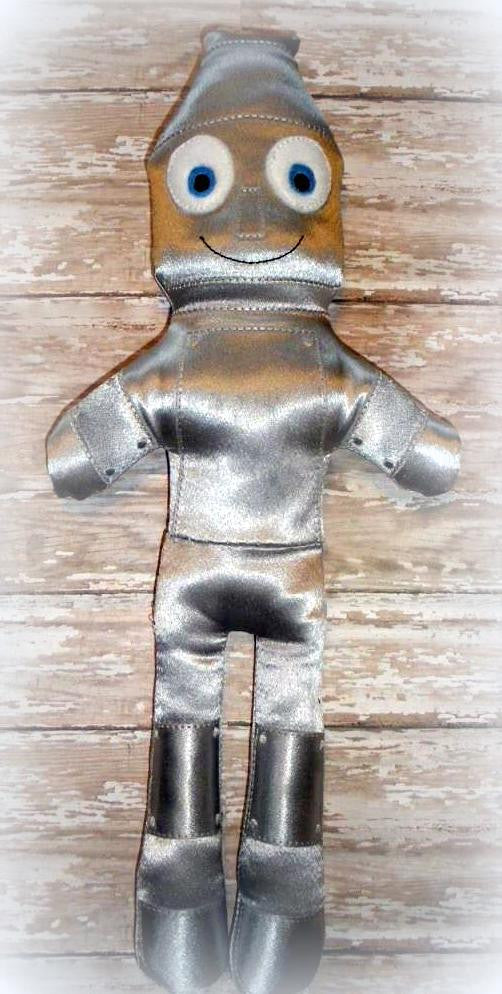CANMAN WIZARD OF OZ DOLL PATTERN