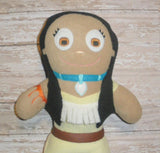 INDIAN PRINCESS DOLL PATTERN