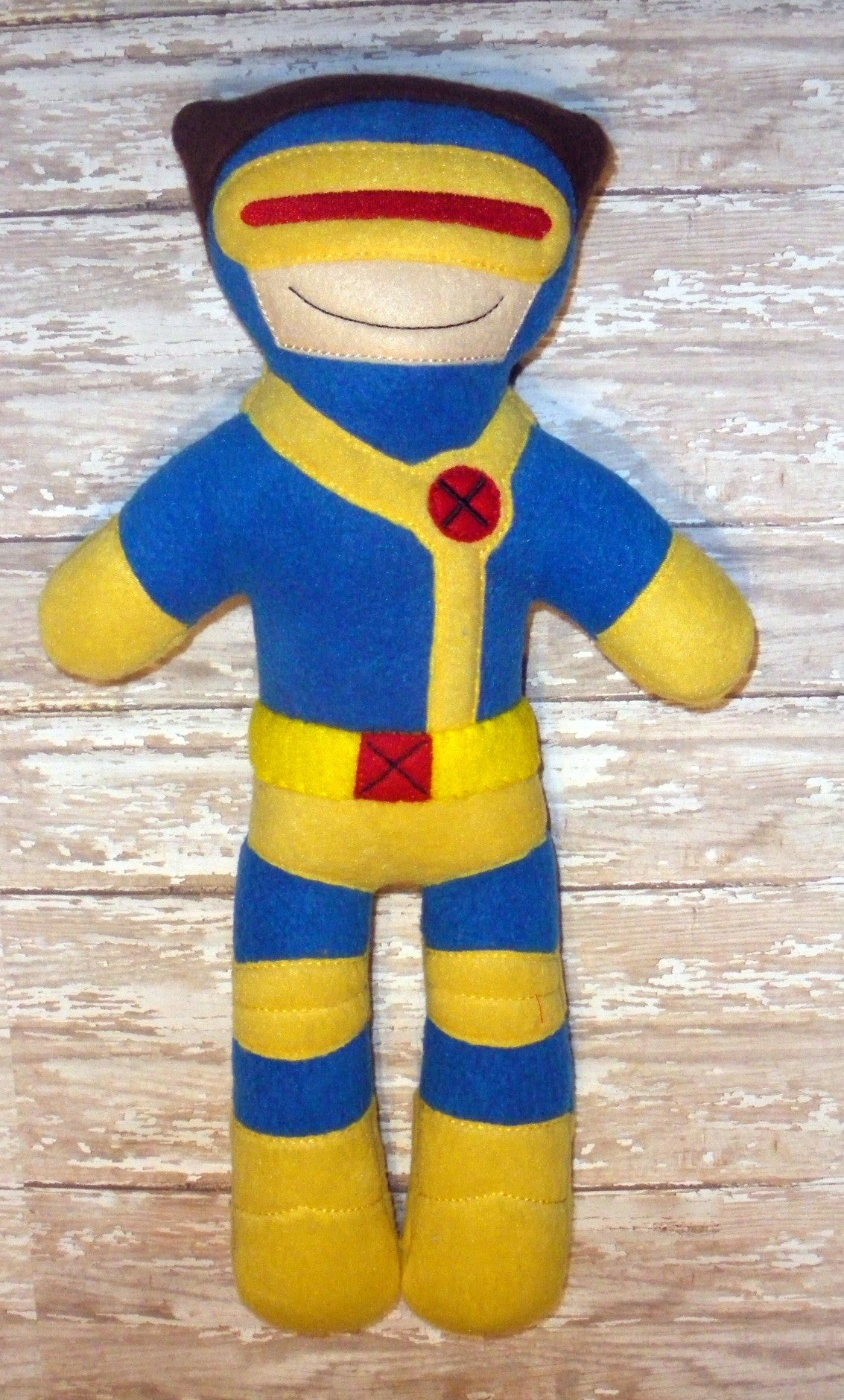 CICLOPE HERO DOLL PATTERN