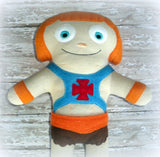 HE-MAN DOLL PATTERN