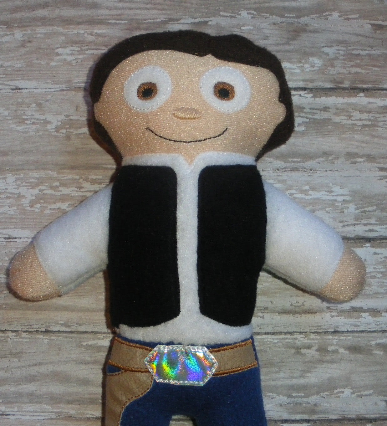 HANS SOLO DOLL