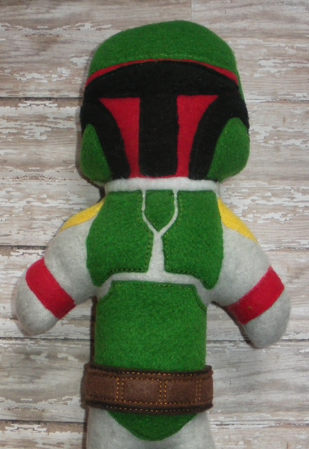BOBA FETT DOLL PATTERN