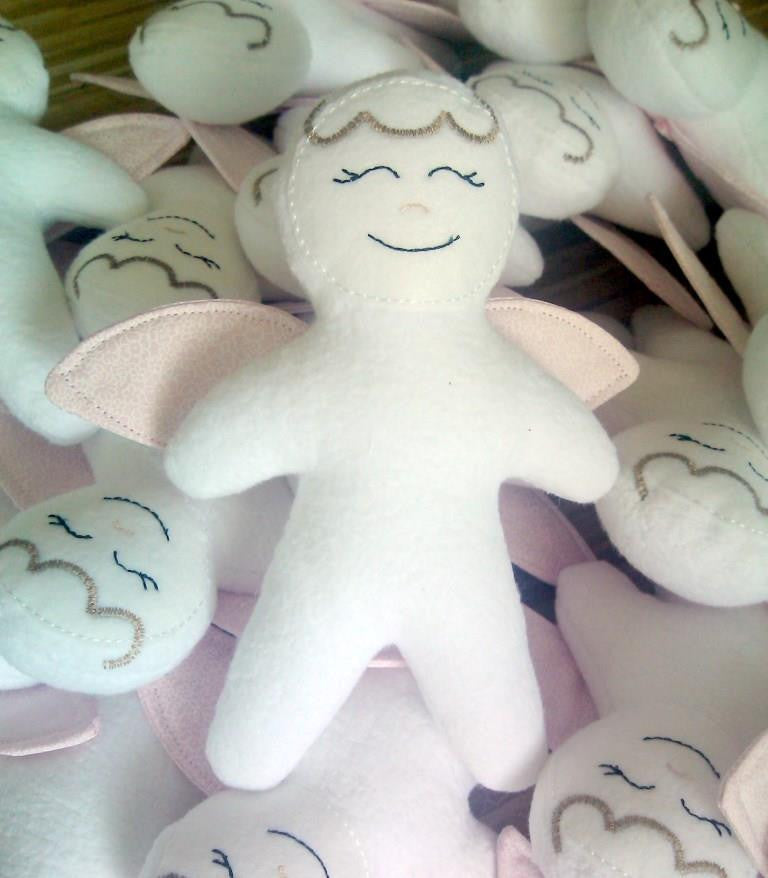 ITH LIL ANGEL PATTERN