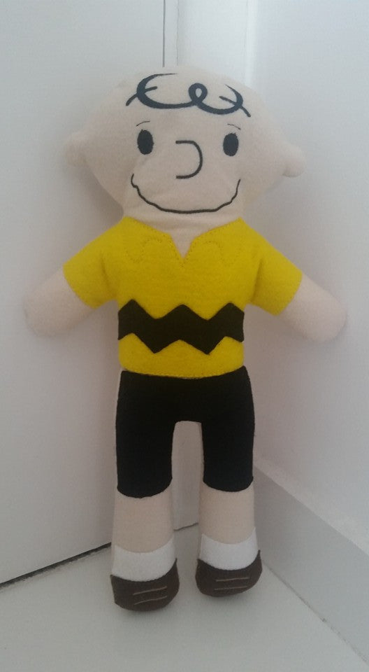 PEANUT DOLL PATTERN