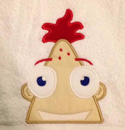 PHINEAS HEAD FOR HOODED TOWEL