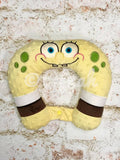 6X10 AND 8X12 YELLOW SPONGE NECK PILLOW