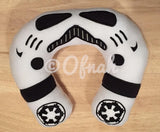 6X10 & 8X12 TROPPER INSPIRED NECK PILLOW