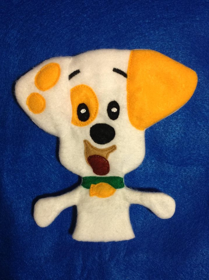 BUBBLE PUPPY DOLL PATTERN