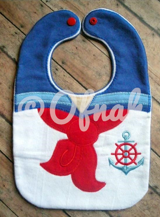 SAILOR BIB