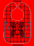 SPIDERMAN BIB