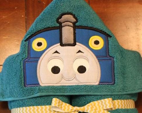 5x7 THOMAS TANK HEAD FOR HOODED TOWEL