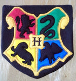 HARRY POTTER MUG RUG PATTERN