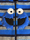 5x7 SPLIT COOKIE MONSTER