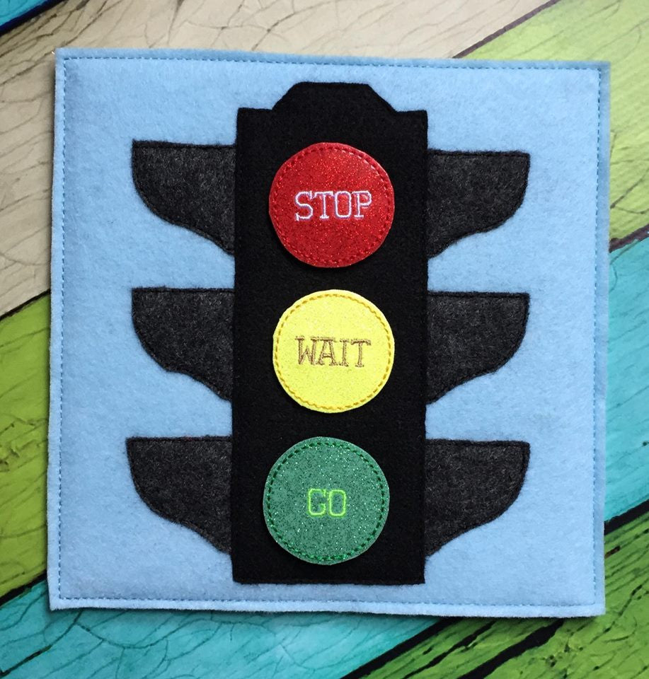 6X6 & 8X8 TRAFFIC LIGHT ITH QBP