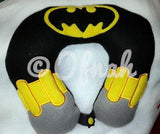 6X10 & 8X12 BAT HERO NECK PILLOW