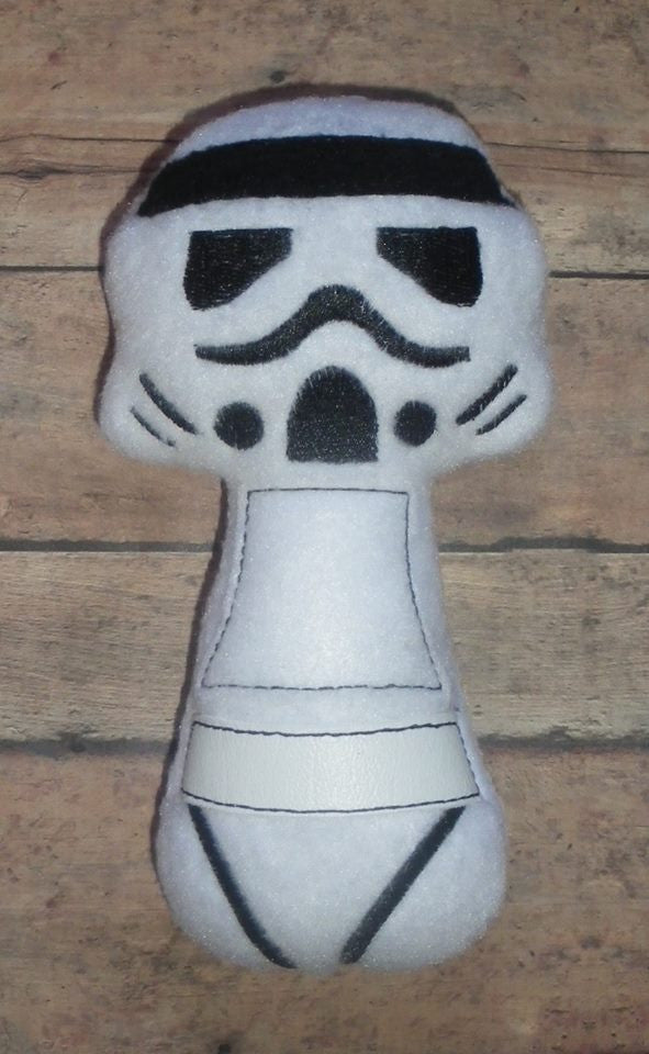 STORMTROPPER RATTLE PATTERN