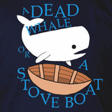 A Dead Whale Or A Stove Boat