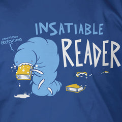 Insatiable Reader