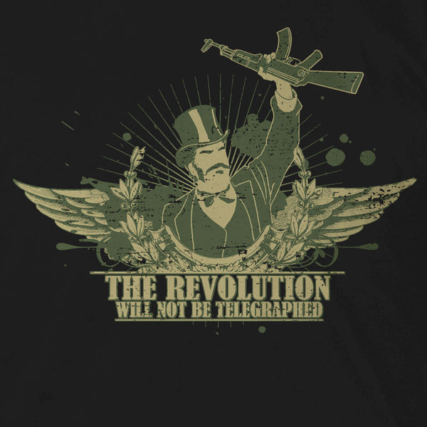 The Revolution Will Not Be Telegraphed