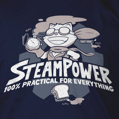 Steampower: 100% Practical for Everything