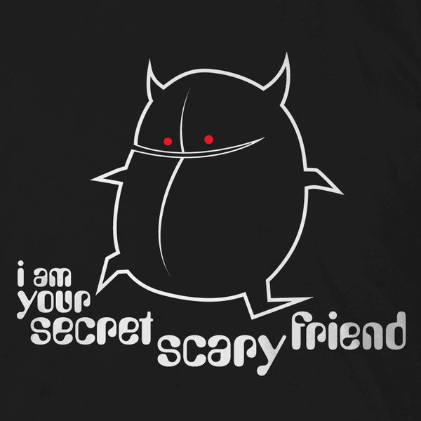 Secret Scary Friend