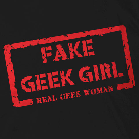 Fake Geek Girl