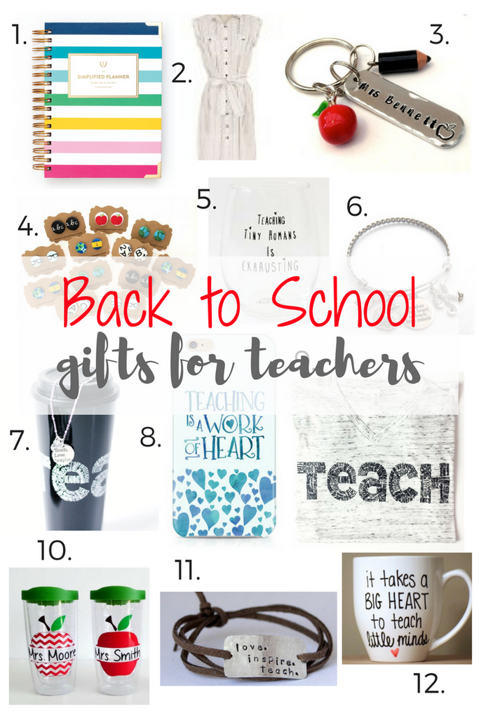 Back To School: The Best Gifts For Teachers