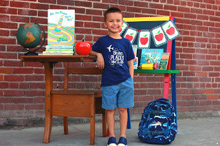 Preparing For A New School Year (and 15 books for preschool!)