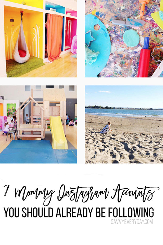 7 Mom-Run Instagram Accounts You Should Already Be Following
