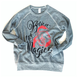 Believe in the Magic - Kids Sweatshirt