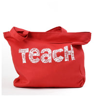 Teach Tote (multiple color options)