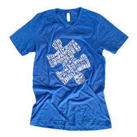 Autism Awareness Puzzle Tee